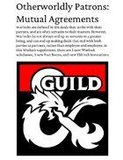 Mutual Agreements: Warlock Supplement
