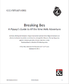 CCC-PIPYAPS-DH1 Breaking Bes
