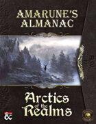 Amarune's Almanac: Arctics of the Realms (Fantasy Grounds)