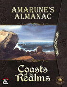 Amarune's Almanac: Coasts of the Realms (Fantasy Grounds)