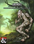 Grendel - A Troll-Blooded Race for D&D 5E