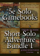 Short Solo Adventure Bundle 1 [BUNDLE]