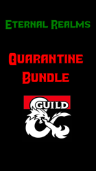 Quarantine Bundle [BUNDLE]