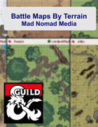 Battle Maps by Terrain for Fantasy Grounds
