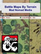 Battle Maps by Terrain