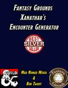 Fantasy Grounds Xanathar's Encounter Generator
