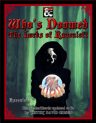 Who's Doomed: The Lords of Ravenloft