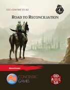 CCC-CENTRIC 01-02 Road to Reconciliation