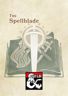 Spellblade class for D&D 5e