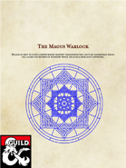 The Magus Warlock