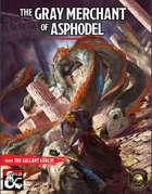 The Gray Merchant of Asphodel: 100+ Theros Magic Items (Fantasy Grounds)