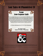 Lost Tales of Phandelber IV + Rais from Avernus I [BUNDLE]
