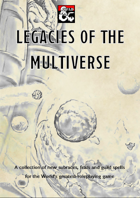 Legacies of the Multiverse