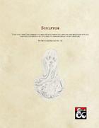 Sculptor - Artificer Specialist - 5e