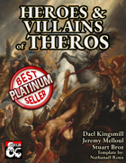 Heroes & Villains of Theros