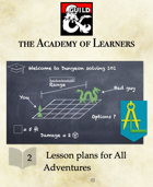 The Academy of Learners book 2