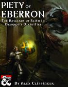 Piety of Eberron