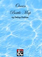 Ocean Battle Map