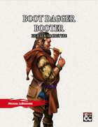 Boot Dagger Booter