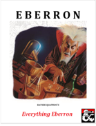 DQ's Eberron! [BUNDLE]