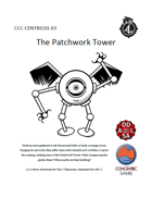CCC-CENTRIC01-03    The Patchwork Tower