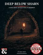 Deep Below Sharn: A one-shot adventure in Eberron