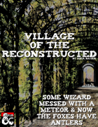 Village of the Reconstructed