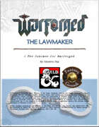 WARFORGED!: The Lawmaker - A New Subrace for Warforged (Fantasy Grounds)