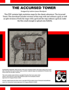 The Accursed Tower Colored Battle Maps