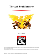 The Ash Soul Sorcerer