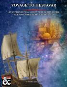 Voyage to Hestavar