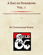 A Day of Dungeons Vol. 1