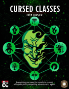 Cursed Classes: Even Cursier (Fantasy Grounds)
