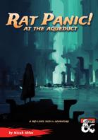 Rat Panic! At the Aqueduct