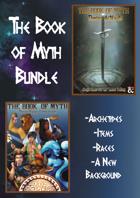 The Book of Myth Bundle [BUNDLE]