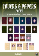 Covers & Papers Pack 1