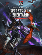 Darkhold: Secrets of the Zhentarim