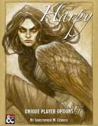 Harpy: Unique Player Options