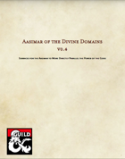 Aasimar of the Divine Domains