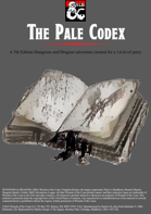 The Pale Codex