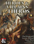 Heroes & Villains of Theros (Fantasy Grounds)