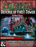 Eberron - Defense of First Tower