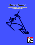 Runic Power
