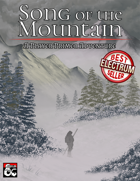 Song of the Mountain: A Player Primer Adventure