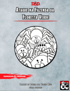 Aventura: Ataque na fazenda da Floresta Verde