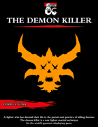 The Demon Killer Martial Archetype for Fighters [D&D 5e (2020)]