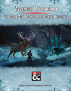 Avventure Abominevoli - Una Guida Agli Incontri Nella Tundra Ghiacciata
