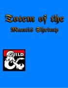 Totem of the Mantis Shrimp - A 5e Barbarian Subclass