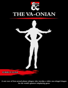 The Va-Onian Race for D&D 5e (2020)