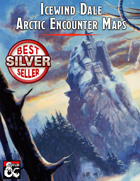 Icewind Dale Arctic Encounter Maps